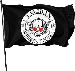 JANLAGERFLAG 3x5 Foot Taliban Hunting Club Flag
