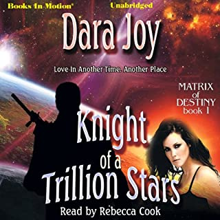 Knight of a Trillion Stars audiobook cover art