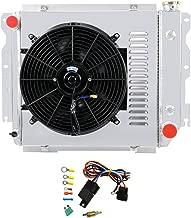 Fan Shroud For Jeep TJ SE Wrangler L4 L6 87-06 3-Row//CORE Aluminum Radiator