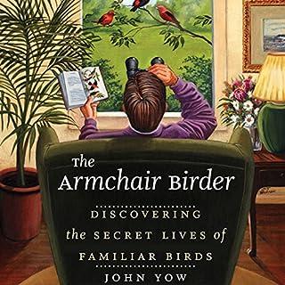 The Armchair Birder cover art