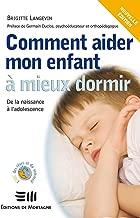 comment aider mon enfant a mieux dormir