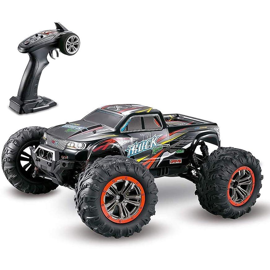 幻滅する協同ポップオフロードリモートコントロールカー、RC車両、1:10ブラシレスRCカー、RTC RCオフロードバギー、46 km / H高速4WD 2.4GHz防水モンスタートラックトラギー、子供および大人用
