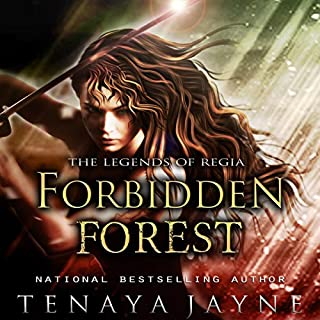 Forbidden Forest cover art