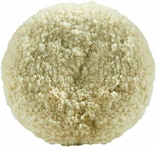 """Buff and Shine 20 cm de diâmetro. Almofada de corte dupla face de lã torcida X 1,5"""" 100% 4-ply (BFS-803N)"""