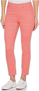 Rafaella Knit Twill Skinny Ankle Pant