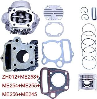 FLYPIG Cylinder Piston Rebuild Kit for Honda XR50 CRF50 50cc 70cc