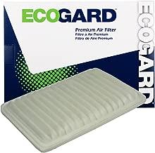 ECOGARD XA5649 Premium Engine Air Filter Fits Toyota Camry 2.5L 2010-2017, Camry 2.4L 2007-2009, Venza 2.7L 2009-2016