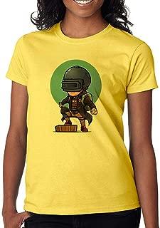 DanielDavis Gamer Fan Soldier Chibi Custom Made Women's T-Shirt