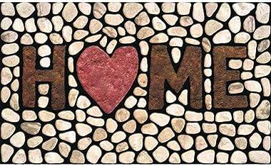 Home Stones Home Love You Doormat 23.6 * 15.7 inch