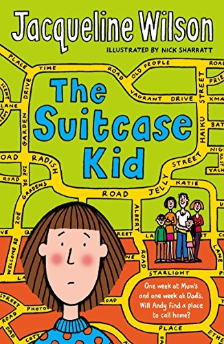 The Suitcase Kid by Wilson, Jacqueline New edition (2006)