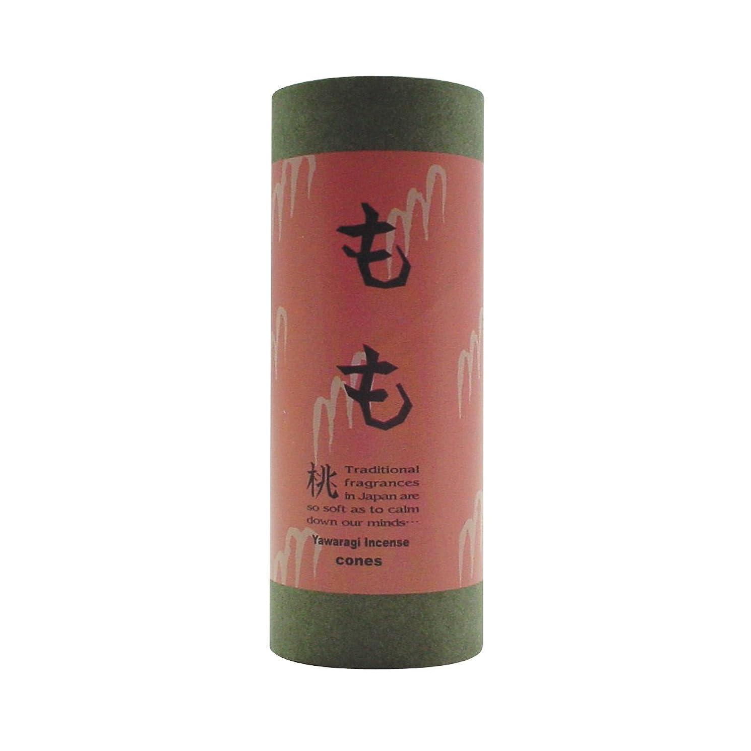 菊メキシコ排泄する和のお香 コーン もも 10粒(コーンタイプインセンス)