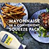 Best Foods Real Mayonnaise For a Rich Creamy Condiment for Sandwiches and Simple Meals Real Mayo Squeeze Bottle Gluten Free, Made With 100% Cage-Free Eggs 20 oz 3 Ct #3