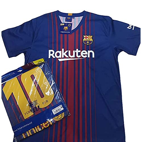 new product 19158 db9d9 Messi Shirt: Amazon.co.uk