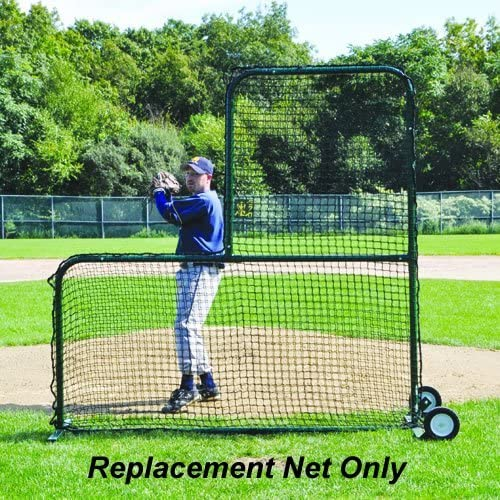Jaypro Boston Mall Sports Pitcher's Protector Net Replacement Fresno Mall