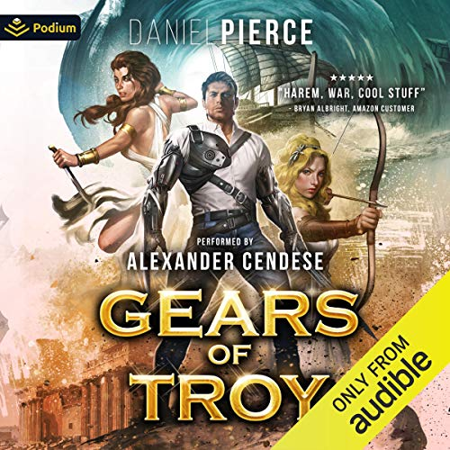 Gears of Troy cover art