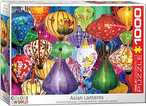 EuroGraphics Asian Lanterns 1000Piece Puzzle