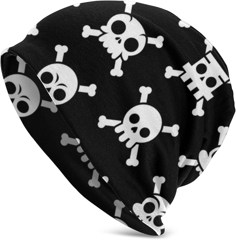Halloween Witch Hat Pumpkin Unisex Adult Knit Hats Beanie Hat Warm Slouchy Knit Cap Headwear for Men Women