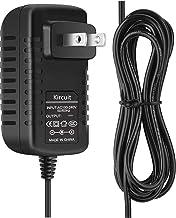 Kircuit 6.5 Feet Long USB Power Adapter Compatible with Panasonic Talk Digital Home Baby Monitor-(KX-HN3001W)