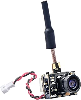 GOQOTOMO VTX5 5.8GHz FPV Transmitter Support Telemetry and 0.01//25//100//200mW Switchable VTX with 16X16mm Hole fo FC//PDB//ESC Stackable vtx