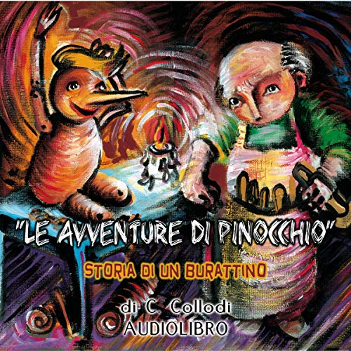 Le avventure di Pinocchio [The Adventures of Pinocchio] cover art
