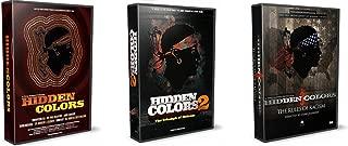 Hidden Colors Part 1, 2 & 3 - Brand NEW