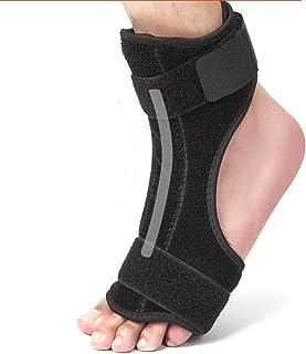 Plantar Fasciitis Dorsal Night Splint Orthotics Drop Foot Brace Foot Support for Plantar Fasciitis, Tendon Stretch, Achill...