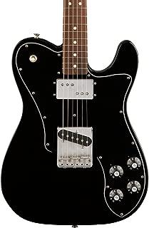 Fender 72 Telecaster Custom - Pau Ferro Fingerboard - Black