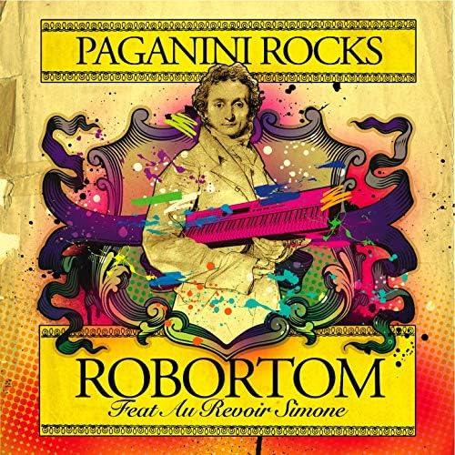 Robortom feat. Au Revoir Simone