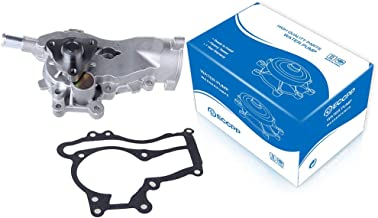 Water Pump with Gasket,ECCPP Fits 2011-2014 Chevrolet Sonic Cruze Buick Encore 1.4L L4 AW6662 Water Pump + Gasket