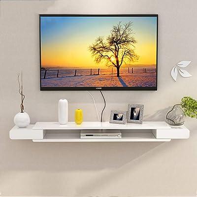MKJYDM Estantería de pared Mueble de TV Rack de TV Estante para ...