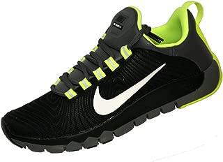 Men's Nike Free Trainer 5.0 Training Shoe Black/Dark Grey/White Size 7.5 M US