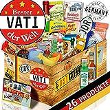 Bester Vati Ostbox / DDR Geschenkbox 24tlg. / Ost Spezialitäten für Vati