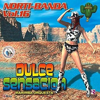 Norti-Banda Vol. 16. Música de Guatemala para los Latinos