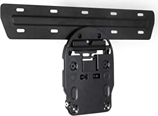 Mount-It! Tilting No Gap TV Wall Mount | QLED TV Mount for Samsung Q7, Q8 and Q9 | Wall Mount Kit for 49 to 65 Inch Curved...