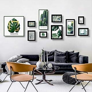Pared de Marco de Foto Grupo de Pared de Marco de Foto Embalaje Marco de Foto Collage Galería Suite 10 Marco de Foto combi...
