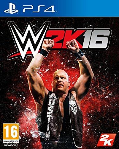 WWE 2K16 (PS4) [Edizione: Francia / Gioco giocabile in italiano]