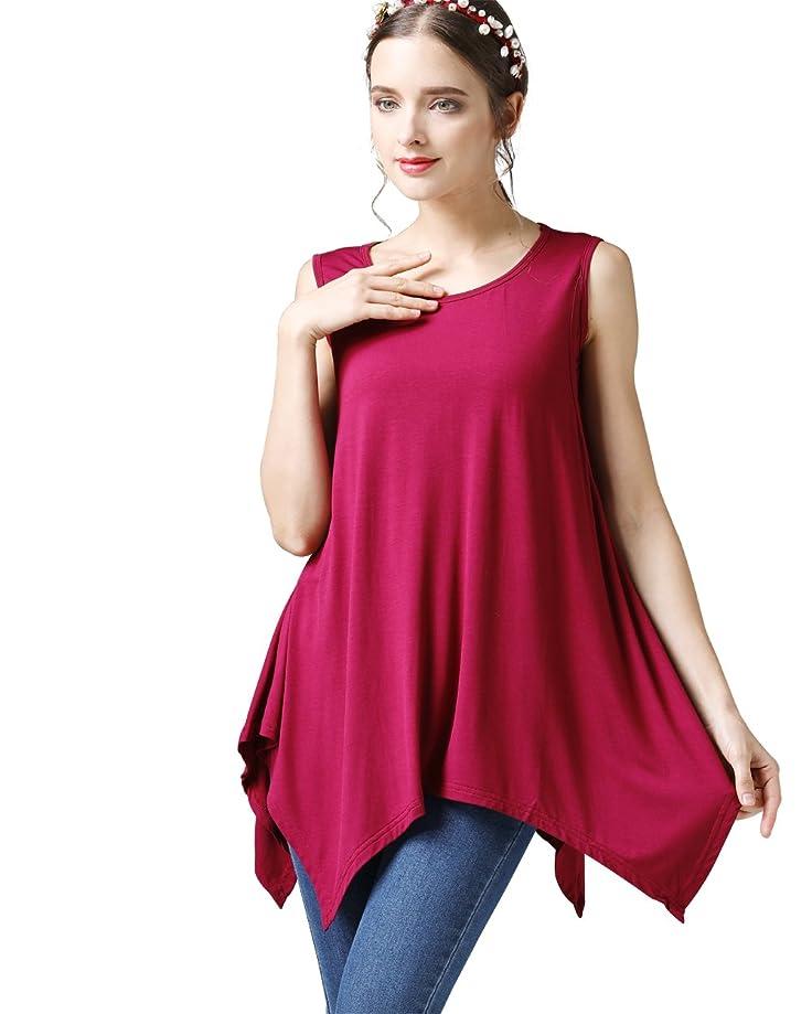 Emotion Moms Summer Maternity Clothes Fashion Breastfeeding Nursing Vest Tops for Pregnant Women