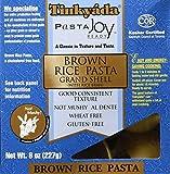 Tinkyada Brown Rice Pasta Grand Shell, 8 Ounce