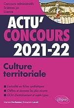 Livres Culture territoriale 2021-2022 - Cours et QCM PDF