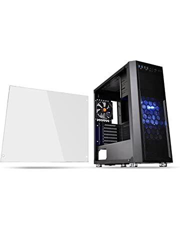2490ca4158 Thermaltake Versa H26 Black /w casefan ミドルタワー型PCケース [ブラックモデル]