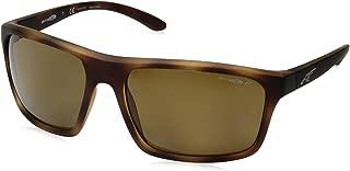 Arnette Men's AN4229 Sandbank Rectangular Sunglasses