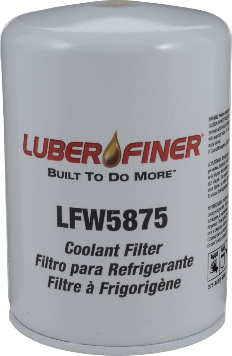 Genuine Luber-Finer Coolant LFW5875 Filter - Free Special Campaign shipping New