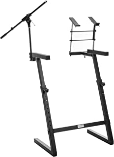 Classic Cantabile KWS-100 Keyboard Stand with Microphone Sta