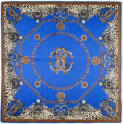 NRWYYD 100% twill zijden vierkante sjaal luipaard riem tijgerprint???groot formaat hoofddoek origineel ontwerp?foulard sjaals?wrap vrouwelijke sjaal???blauw