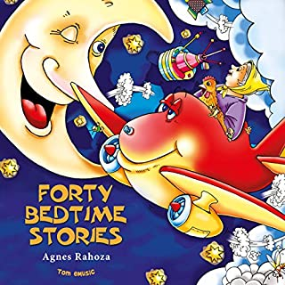 Forty Bedtime Stories cover art