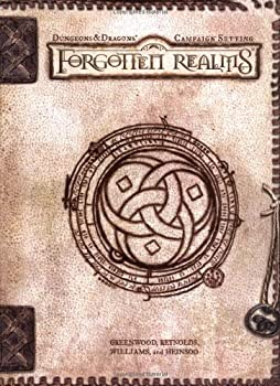 Forgotten Realms Campaign Setting  Dungeons & Dragons d20 3.0 Fantasy Roleplaying Forgotten Realms Setting