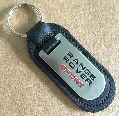 Home Guard RANGE ROVER SPORT Keyring - Genuine Leather Keyring Keyfob