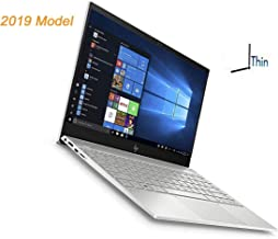 HP Envy Touch 13-ah000 Ultra Slim Laptop in Silver 13.3in Full HD 8th Gen Intel i5 up to 3.6GHz 256GB SSD 8GB B&O Audio WiFi HDMI (Renewed)