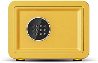 LLRYN Safe and Lock Box,Digital Electronic Security Safe Box, Steel Alloy Safe, Features with Thicker Solid Steel Plate, G...