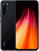 "Xiaomi Redmi Note 8 6.3"" 64GB 4GB RAM (GSM Only, No CDMA) Internationa Version - No Warranty (Space Black)"